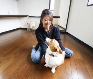 山梨県甲府市の犬の保育園
